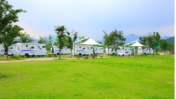 Pulau Jaraseom di Gyeonggi