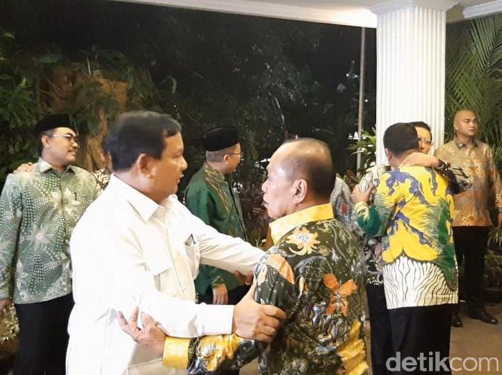 Saat Prabowo Titip Salam Hormat untuk SBY