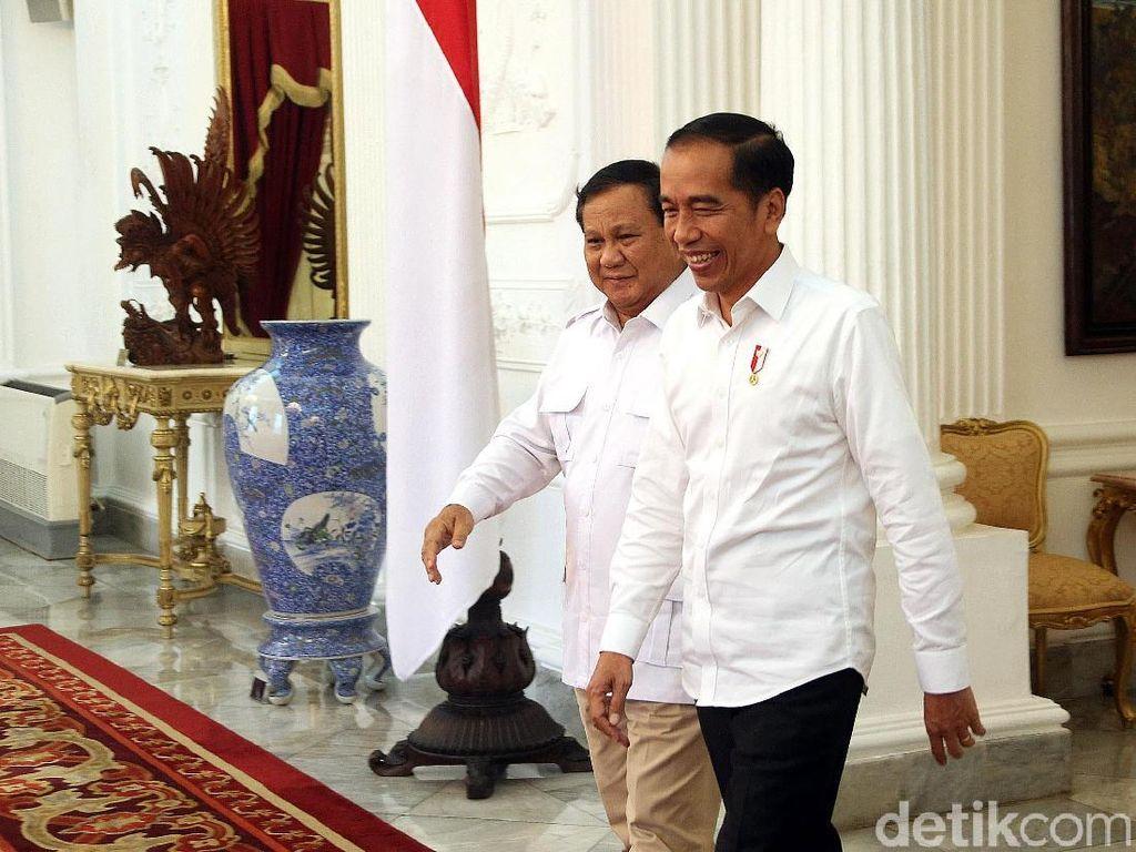 Jokowi Rampung Susun Kabinet, Dahnil: Prabowo Siap Jadi Oposisi atau Koalisi