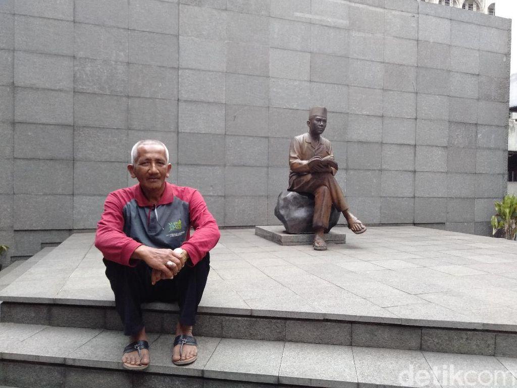 Kisah Ahmad, 33 Tahun Rawat Sel Bekas Penjara Bung Karno