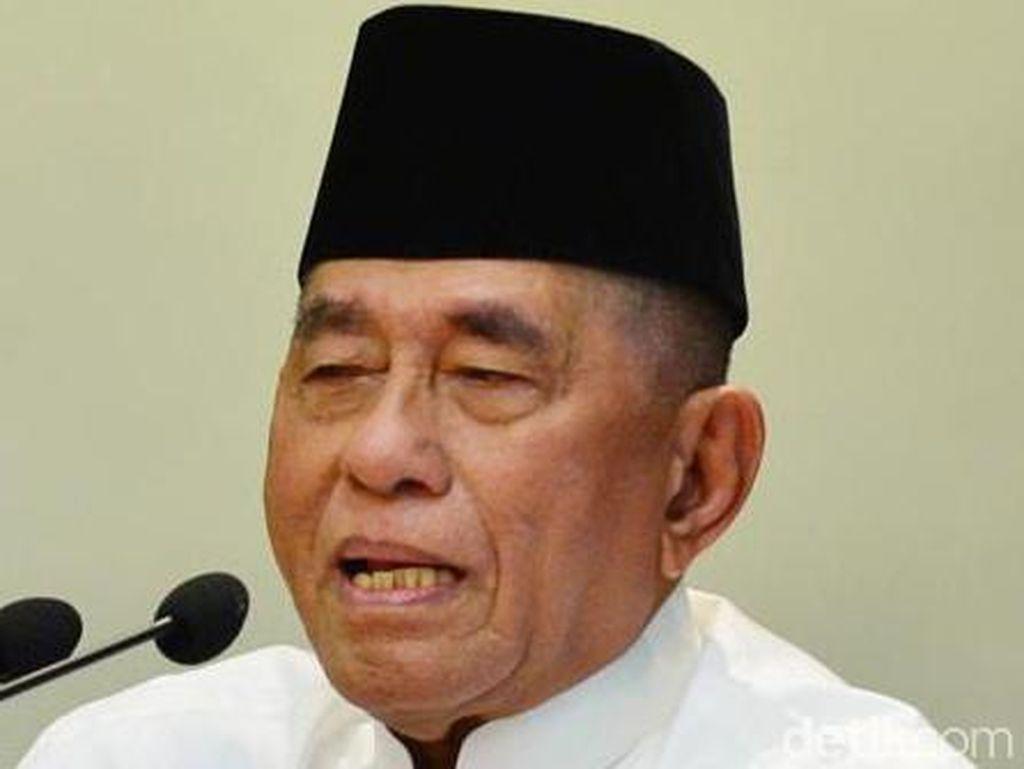 Ryamizard Minta Prabowo Tak Tergoda Kelola Triliunan Anggaran Kemhan