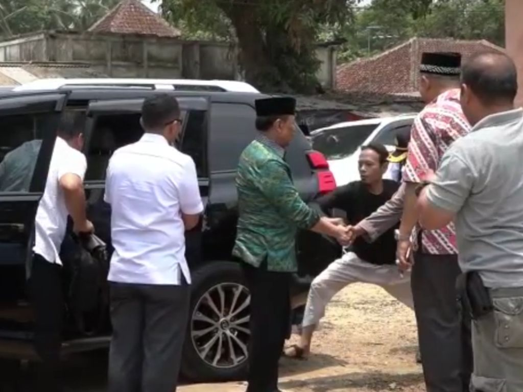 Istri Nyinyir soal Penusukan Wiranto, Serda J Ditahan 14 Hari