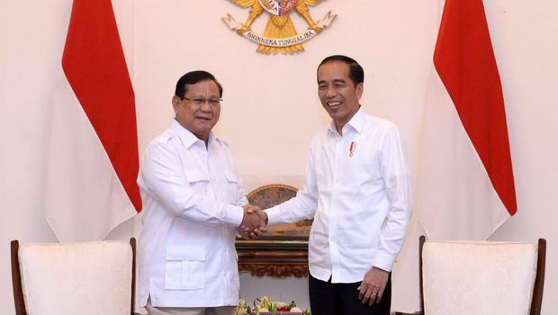 Jokowi Redam Kebencian Ibu-ibu ke Prabowo