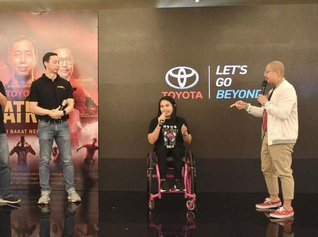Wujud Nyata Majukan Dunia Olahraga Indonesia