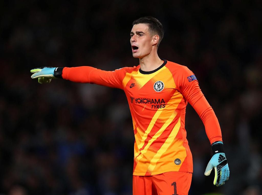 Tak Selamanya di Chelsea, Kepa Ingin Balik ke Bilbao
