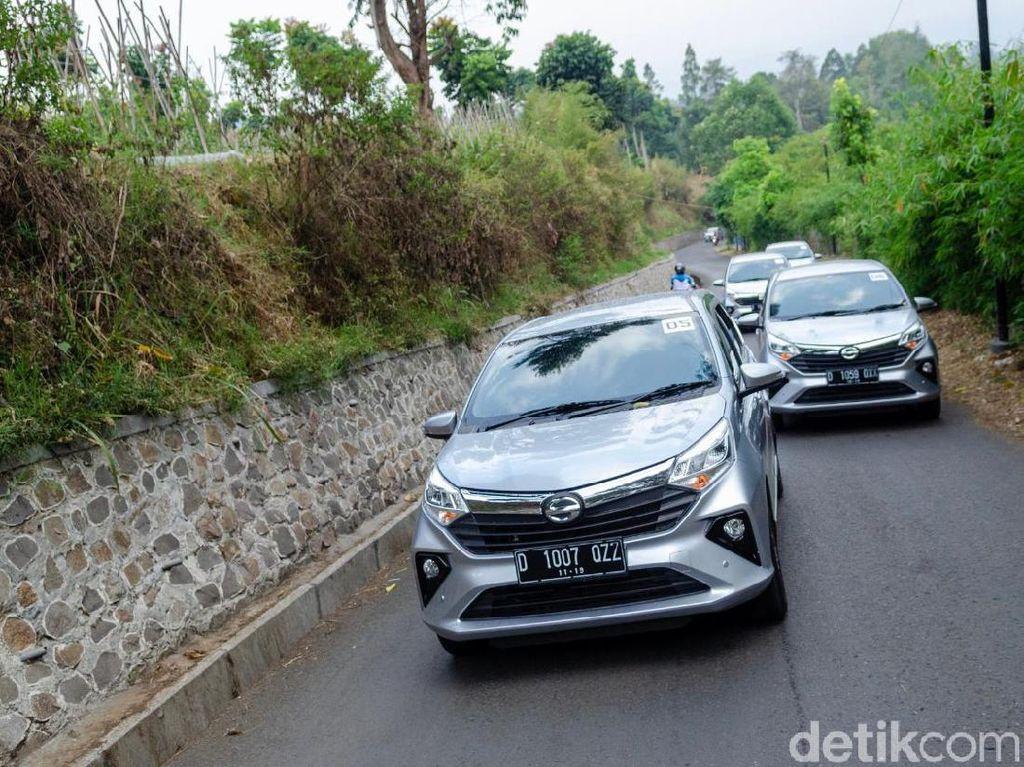 Hingga Kuartal III 2019, Penjualan Daihatsu Sigra Naik 4,4%