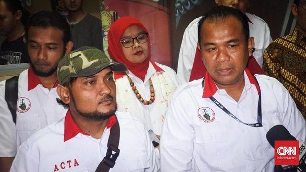 Novel Bamukmin mengaku tak sudi menonton pelantikan Jokowi. (
