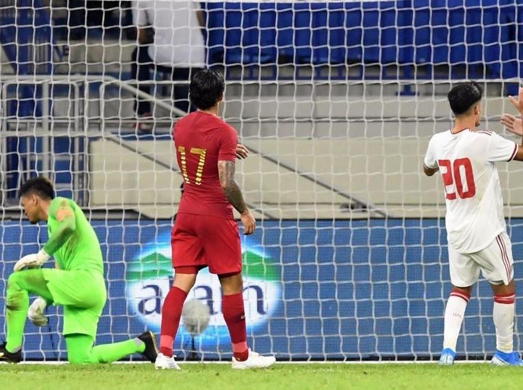 Klasemen Kualifikasi Piala Dunia: Indonesia Masih Paling Buncit di Grup G