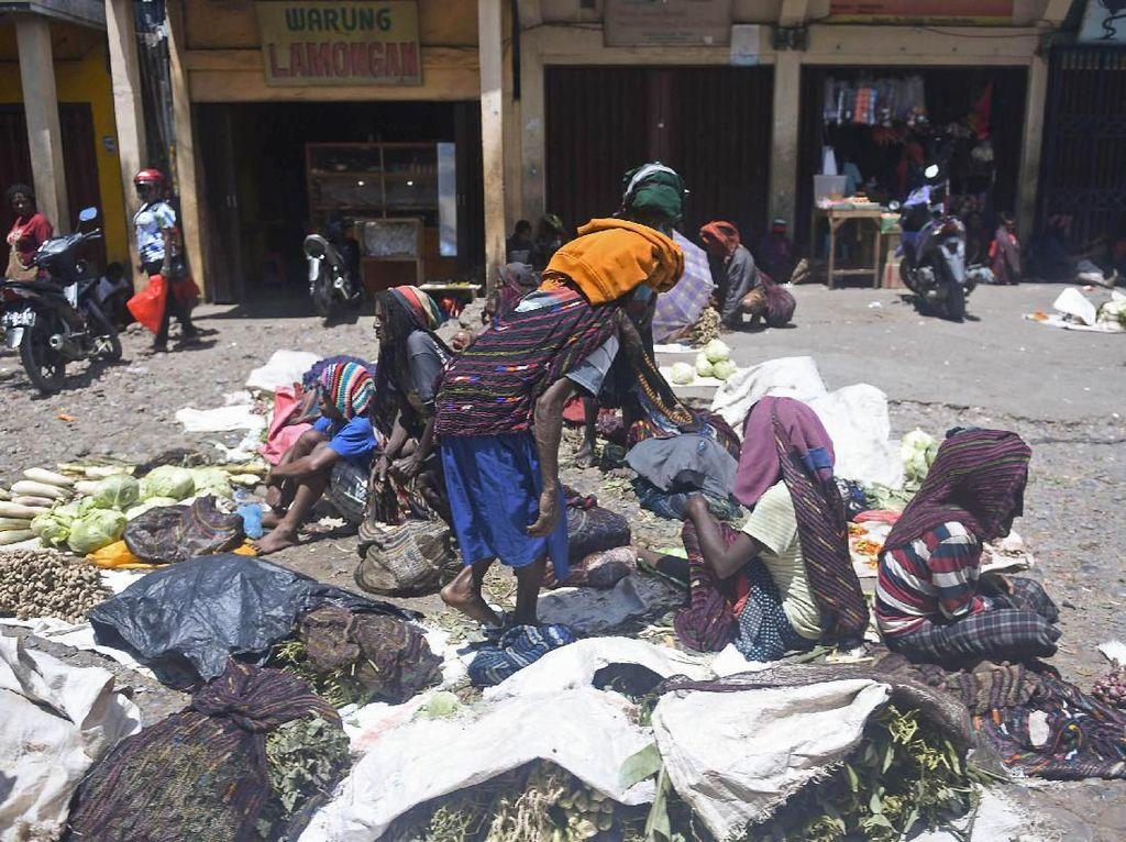 Polisi Pastikan Wamena Tetap Aman Pasca-insiden Penusukan Warga
