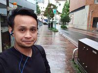 Brili, WNI yang mengungsi ke Sendai (istimewa)