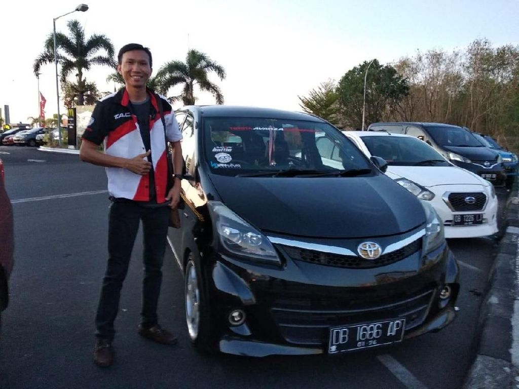 Ketua Komunitas Chapter Manado Akui Keiritan Toyota Avanza