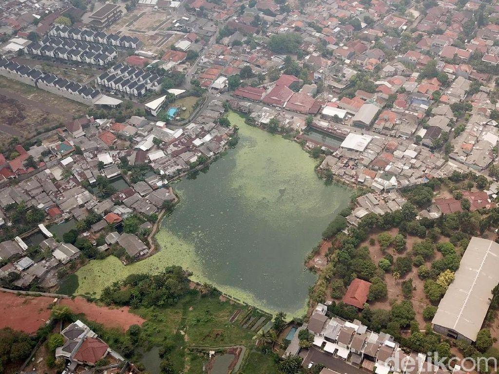 Sedih, 32 Danau Hilang Buat Dibangun Rumah