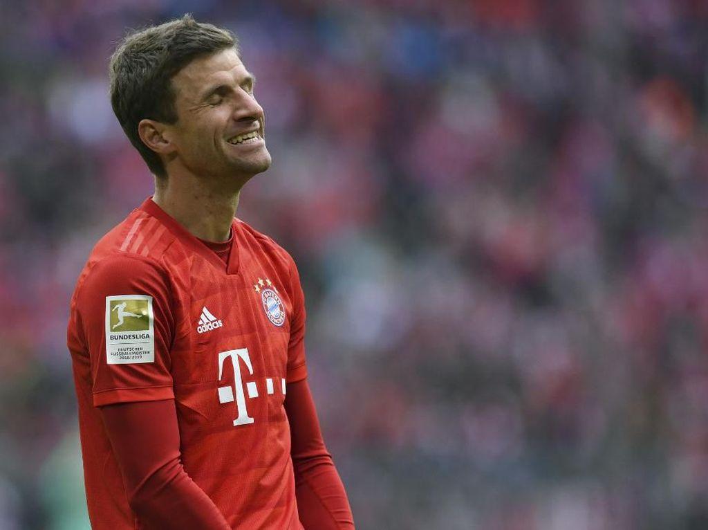 Gnabry Tak Bisa Bayangkan Bayern Tanpa Mueller