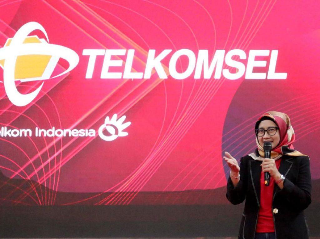 Soal Pengganti Dirut, Telkomsel Masih Tunggu Kabar Resmi