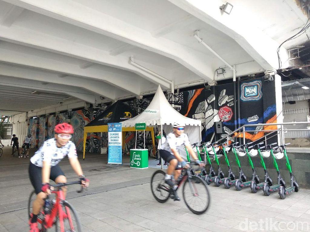 Terowongan Kendal, Spot Joging Kekinian di Jantung Kota Jakarta