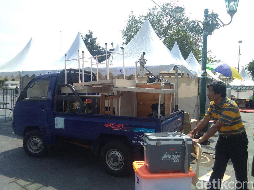 Panitia Muslim United di Yogya Mulai Pindahan ke Masjid Jogokariyan