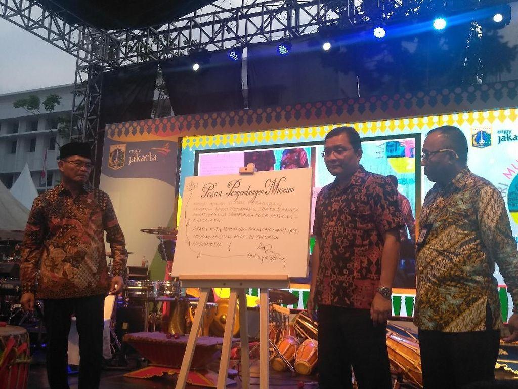 Mendikbud Sampaikan Komitmen Pemerintah Majukan Museum di Indonesia