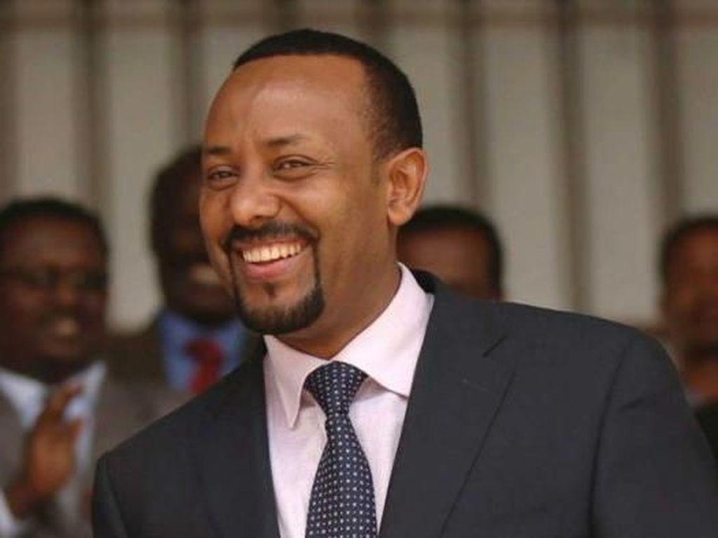Akhiri Konflik 20 Tahun dengan Bekas Wilayah, Pemimpin Ethiopia Terima Nobel Perdamaian
