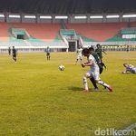 Timnas U-19 Vs TiraPersikabo Imbang Tanpa Gol