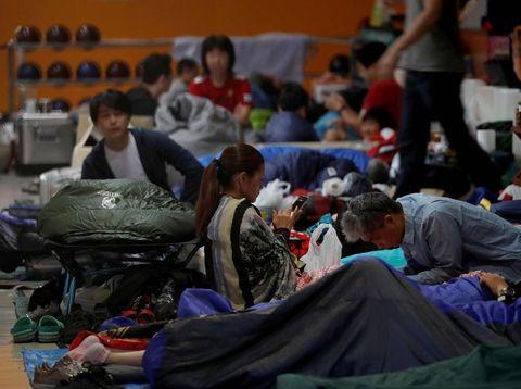 Topan Hagibis Terjang Jepang, Ini Imbauan dari KBRI Tokyo untuk WNI