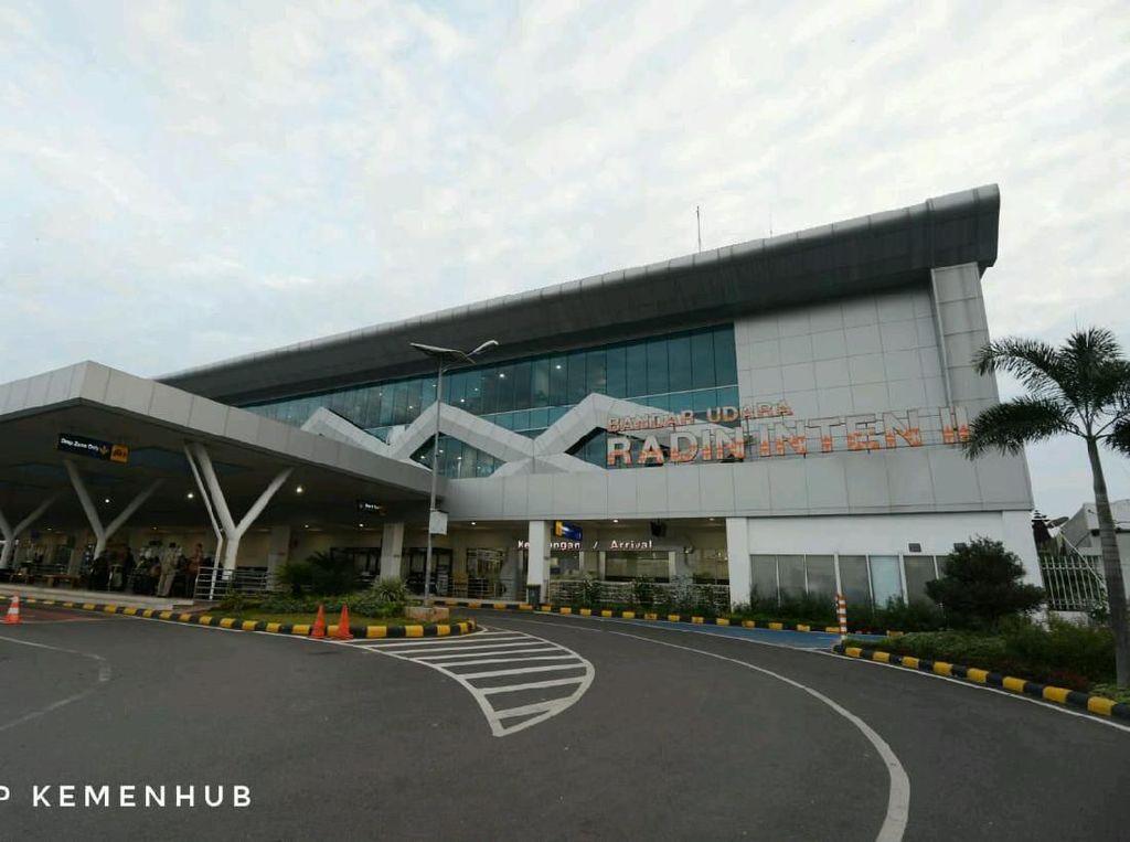 Bakal Dikelola AP II, Begini Jeroan Bandara Radin Inten