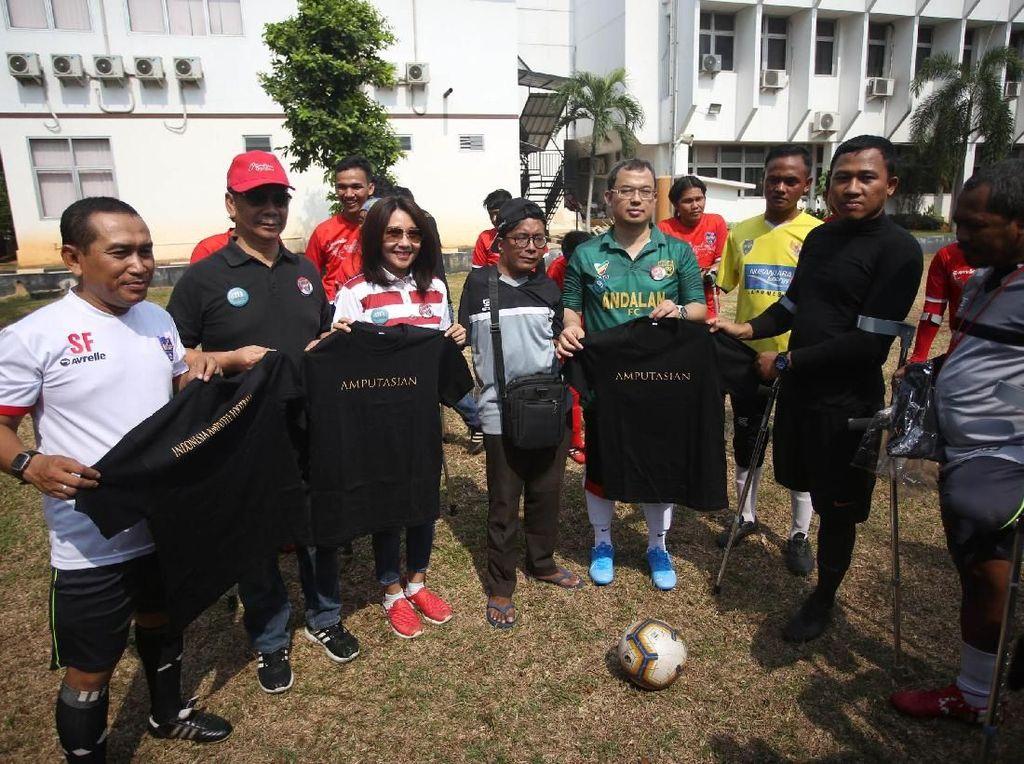 Dukungan untuk Tim Garuda INAF