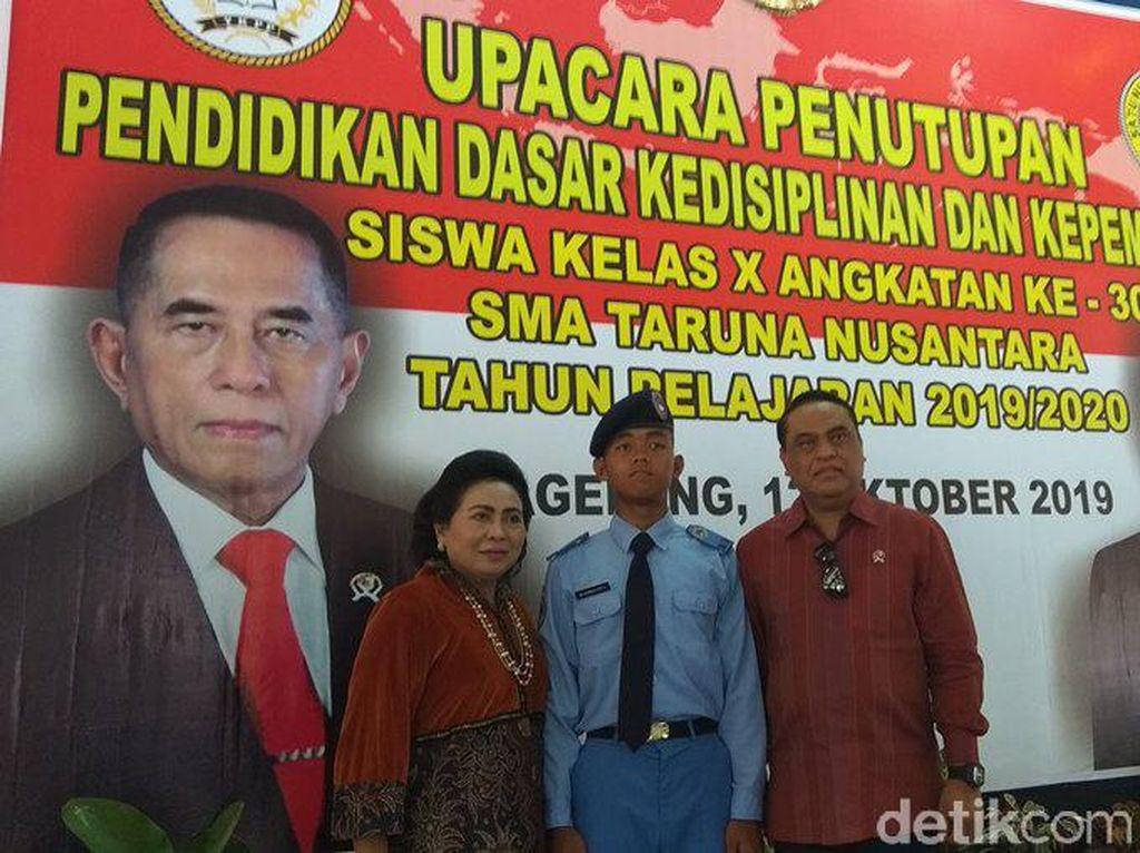 MenPAN-RB: SMA Taruna Nusantara Boarding School Terbaik se-Asia