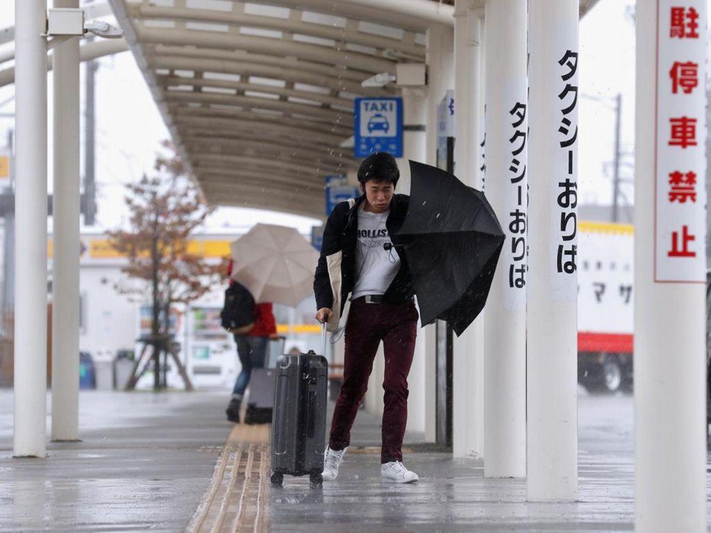 Ada Topan Super, Jepang Berikan Layanan WiFi Gratis