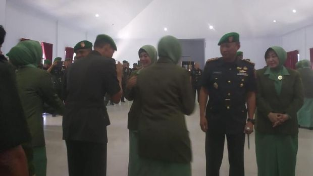 Dandim Kendari Dicopot, TNI: Prajurit Bertanggung Jawab atas Tindakan Istri