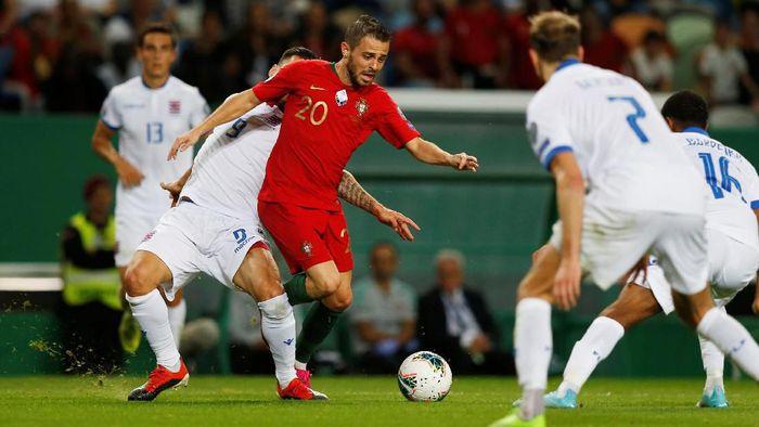 Portugal menang 3-0 atas Luksemburg dalam lanjutan Kualifikasi Piala Eropa 2020 (Foto: Rafael Marchante/Reuters)
