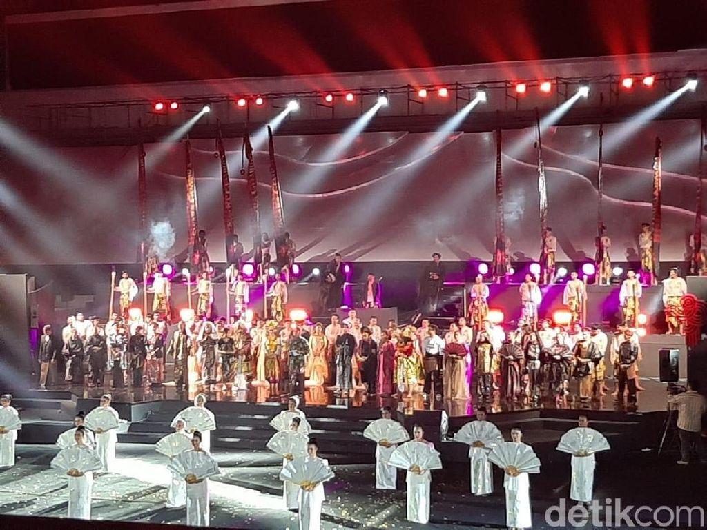Tutup Pekan Kebudayaan Nasional, Mendikbud Janjikan Jadi Agenda Tahunan