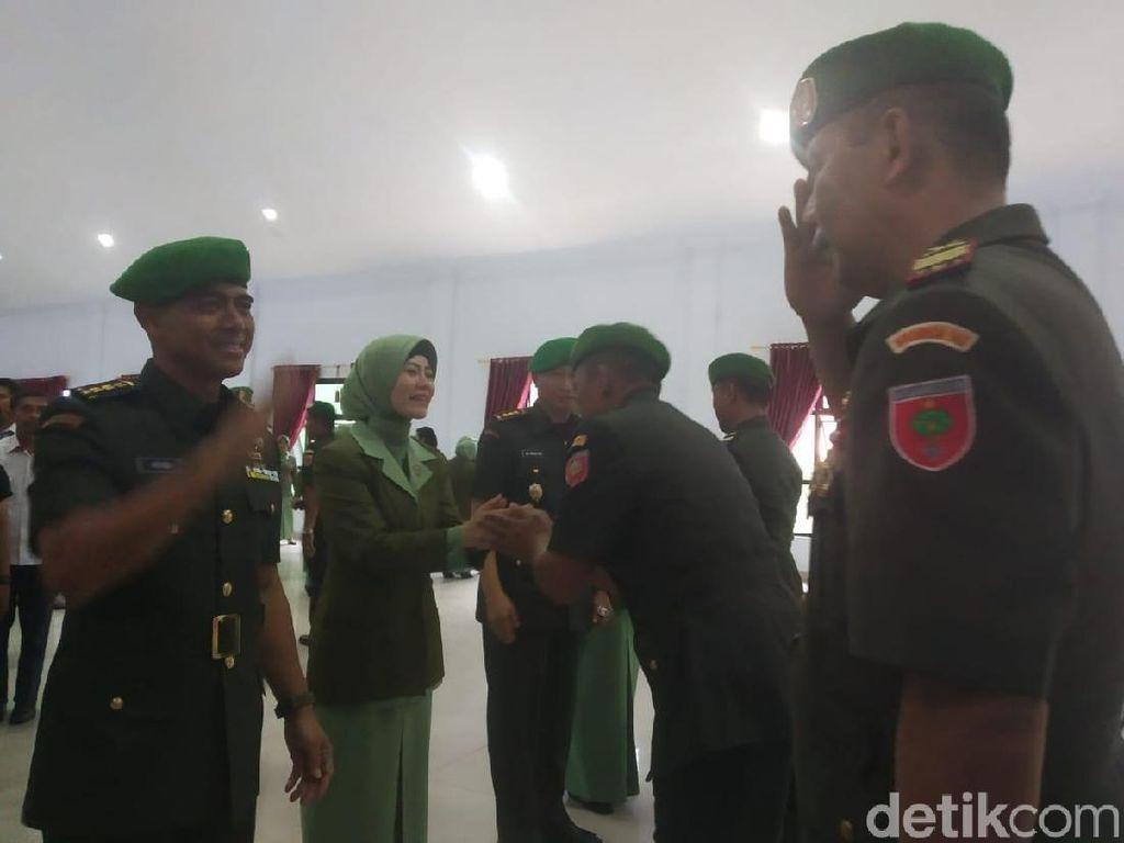Kolonel HS Eks Dandim Kendari Ditahan 14 Hari