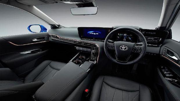 Interior Toyota Mirai Concept