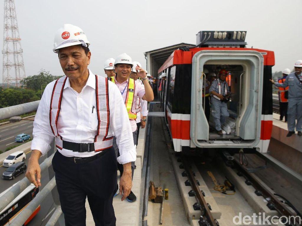 Komentari Penusukan Wiranto, Luhut: Jangan Dibesar-Besarkan