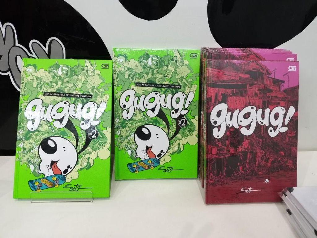 Lebih Humanis, Komik Bisu Gugug 2 Sapa Fans di Indonesia Comic Con 2019
