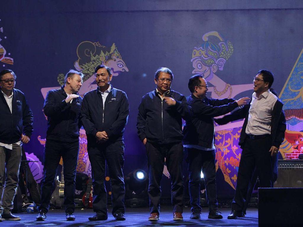 Kemeriahan Dua Tahun OVO Berkiprah di Indonesia