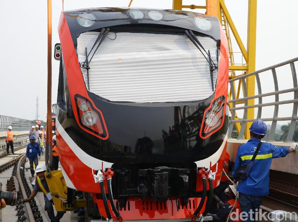 Tarif LRT Jabodebek Bisa Lebih Murah dari Rp 12 Ribu