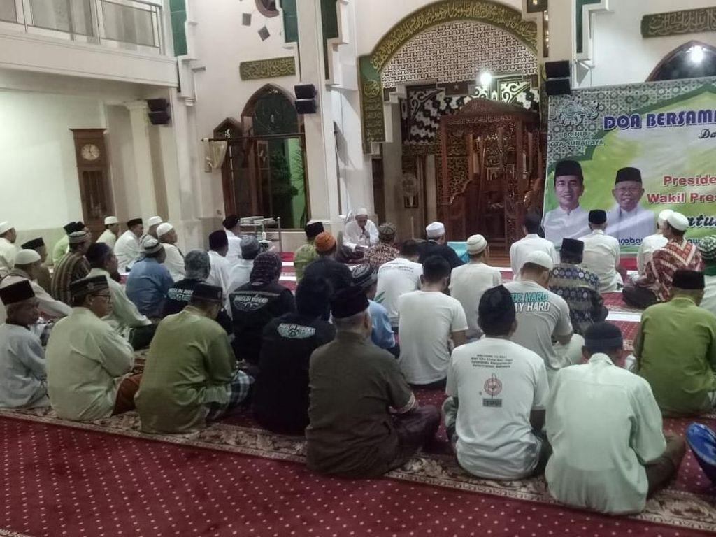 PCNU se-Surabaya Gelar Doa Bersama untuk Lancarnya Pelantikan Presiden