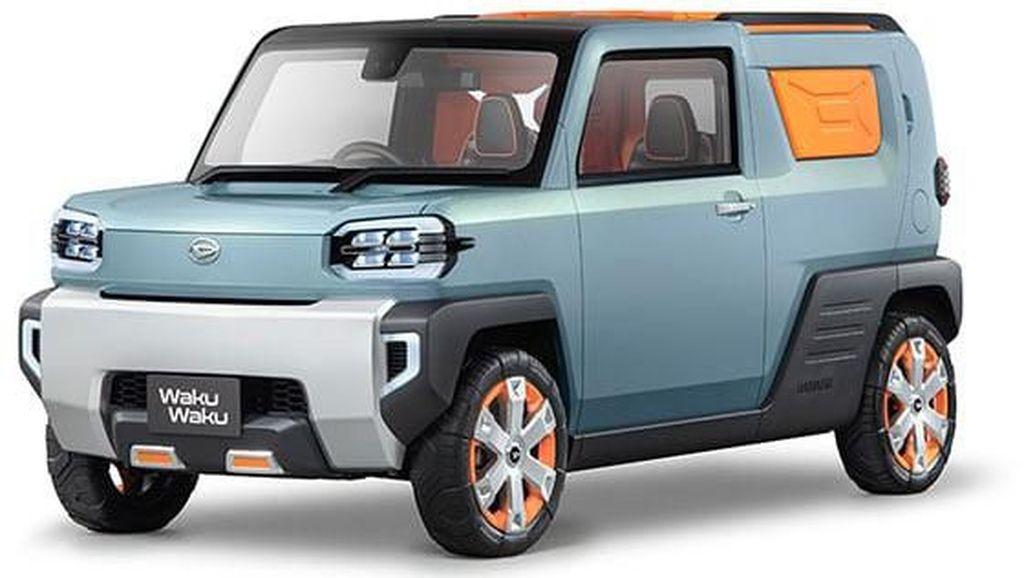 Calon Pesaing Jimny dari Daihatsu