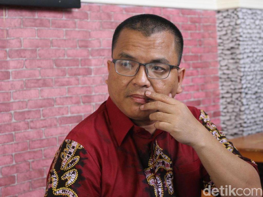 Gerindra Beri Rekomendasi ke Denny Indrayana di Pilgub Kalsel