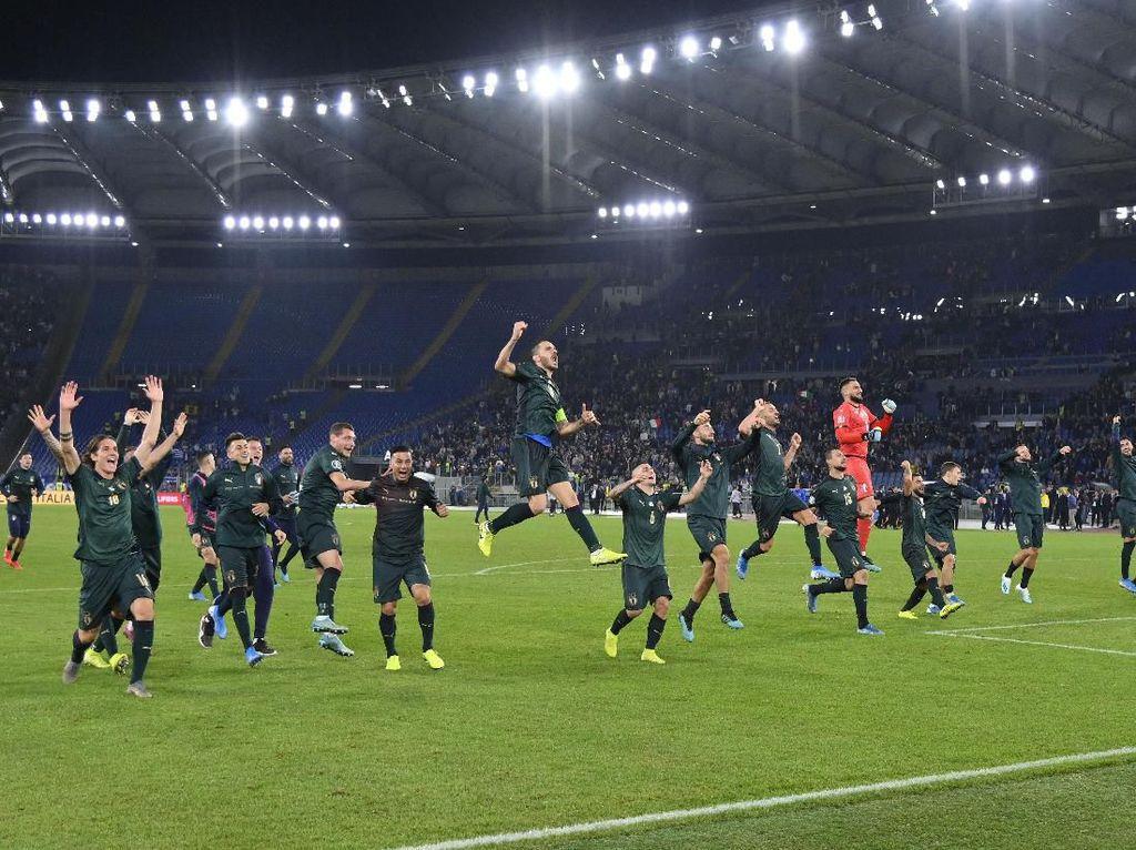 Italia: Dulu Tersungkur, Kini Lompat Lebih Tinggi