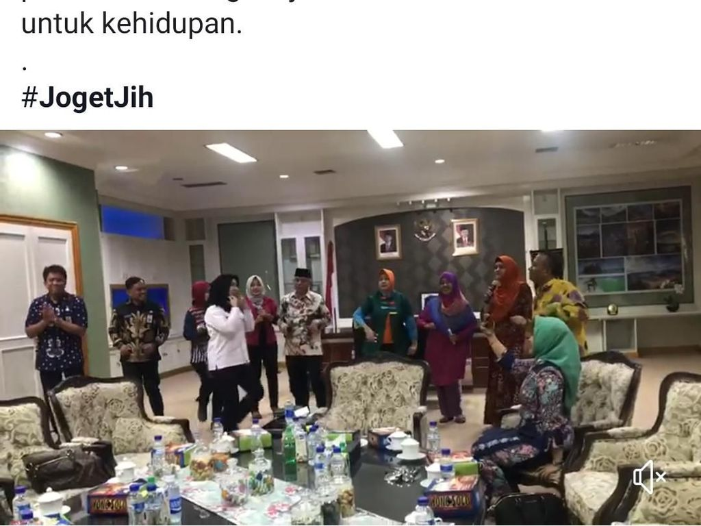 Humas Pemkab Malang Benarkan Video Karaoke Bupati yang Viral, Tapi...