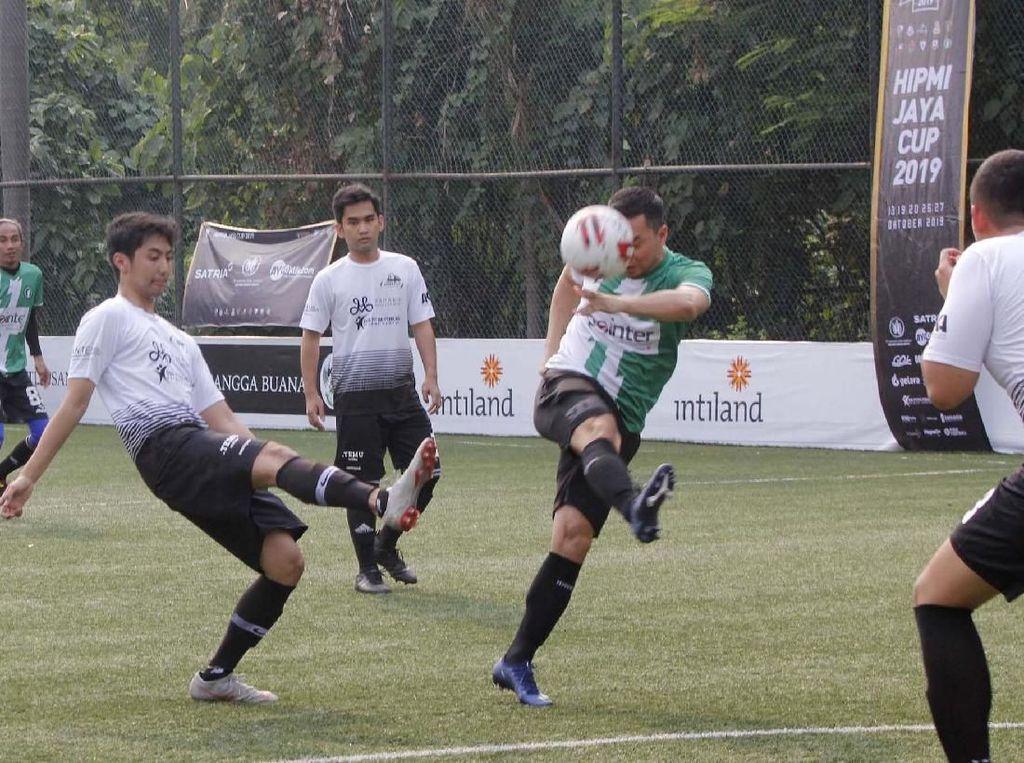 Serunya Turnamen HIPMI Jaya Cup 2019