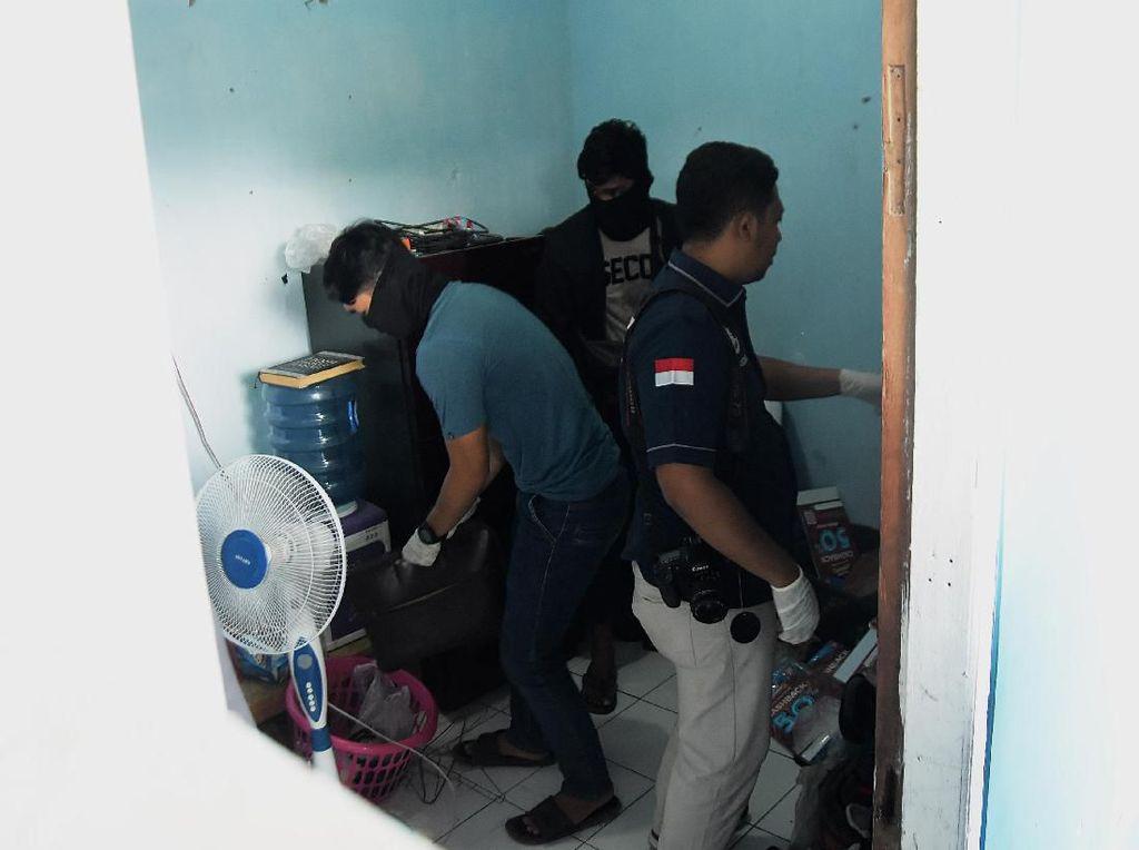 Jaringan Pelaku Penusukan Wiranto Terungkap Lagi