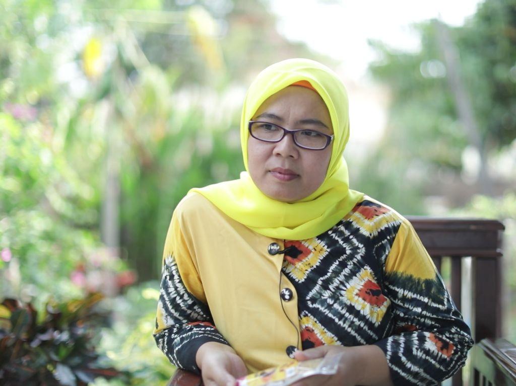 Cerita Diah, Balik Kampung ke Way Kanan & Kembangkan UKM Olahan Ikan