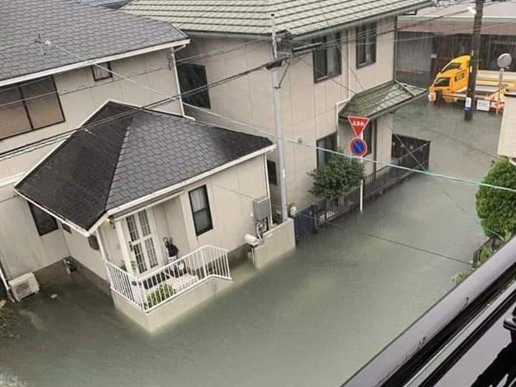 Melihat Lagi Bersihnya Banjir Jepang
