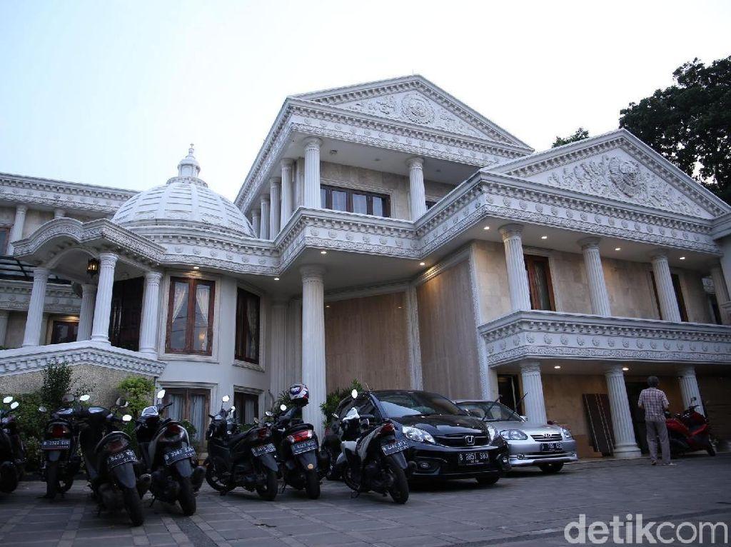 Istana Sultan Cinere, Ashanty dan Anang Hermansyah Terjual Rp 35 M