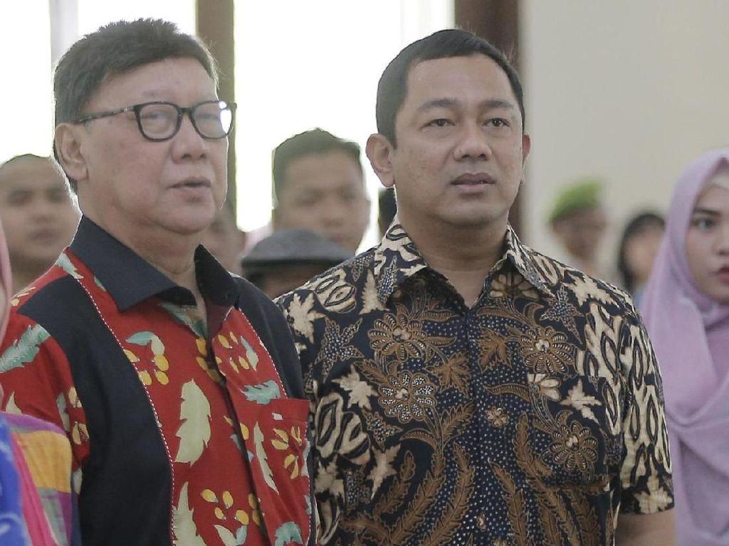 Di Semarang, Tjahjo Kumolo Bicara Radikalisme dan Terorisme