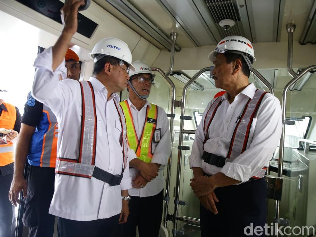 Naik LRT dari Cibubur ke Dukuh Atas Cuma Bayar Rp 12.000 per Orang