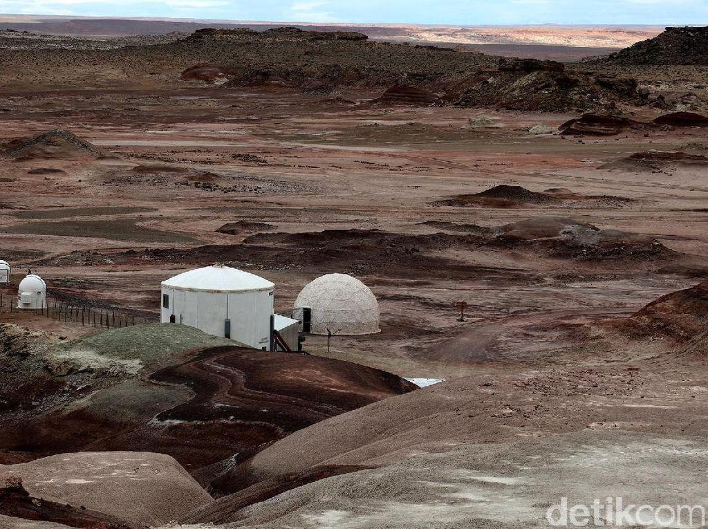 Begini Rencana Pemakaman Manusia di Planet Mars